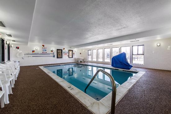 Quality Inn Denver Westminster: Pool & Hot Tub