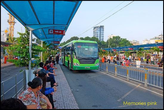 Cho Lon Bus Terminal