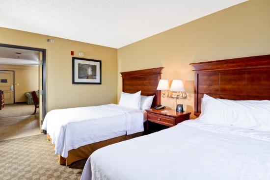 Homewood Suites by Hilton Seattle Downtown: 2 Doubles Suite