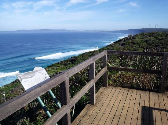 Albany, Avustralya: Coastal view from the lookout