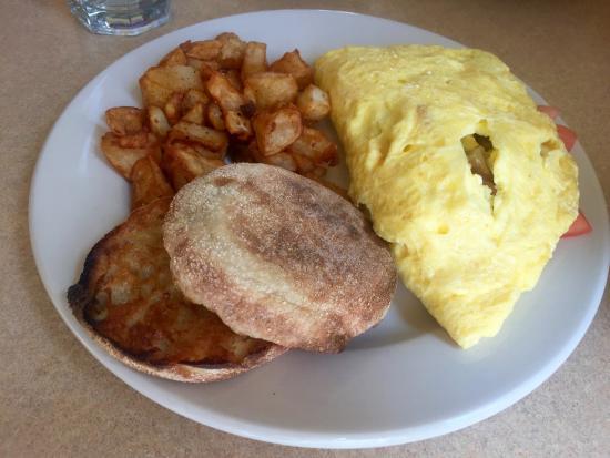 The Diner: Omelet