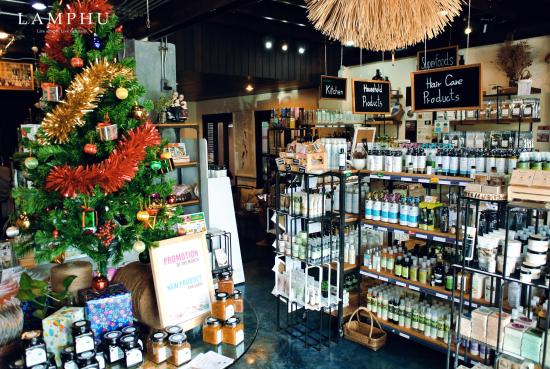 Samui Health Shop by Lamphu : Our products