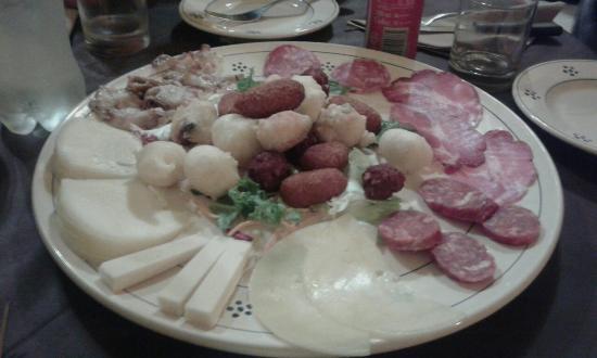 Osteria-Pizzeria NUNNU NZINU