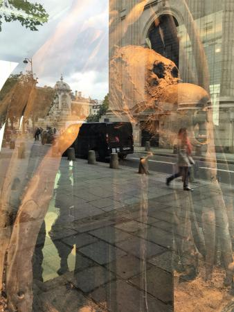 Sculpture sorry for the refection picture of patrick roger chocolatier paris tripadvisor - Patrick roger chocolatier paris ...