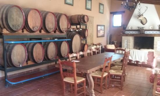Requena, Hiszpania: Una Sala de Catas con encanto