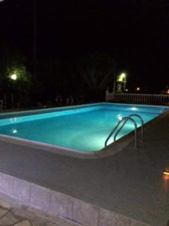 Anthis Studios: The pool