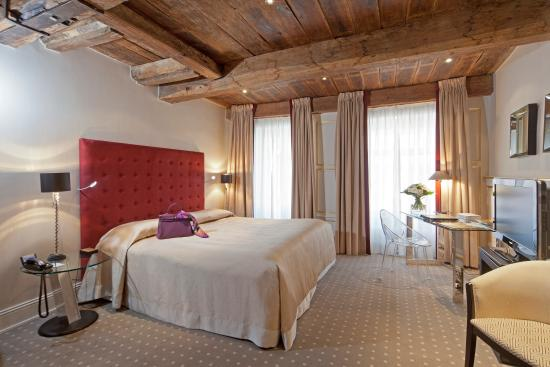 Le Place d'Armes Hotel : Chambre Deluxe
