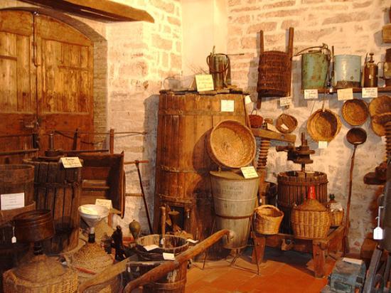 Pieve Torina, Italien: cantina