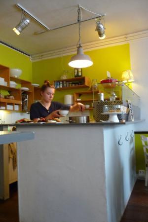 Keek: Huisgemaakte soep wordt uitgeschonken