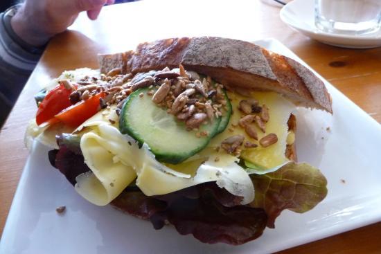 Keek: Boterham met kaas