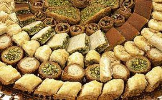 Restaurant Libanais Sidon Menu