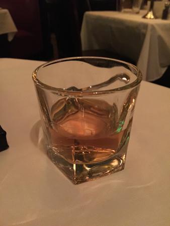 The Capital Grille: Tallisker Scotch