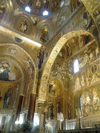 Aegadian Islands, Italy: Palermo - Cappella Palatina