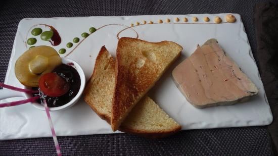 Le Vigosche : le foie gras