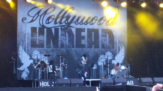 Download Rock Festival: Hollywood Undead - Main Stage
