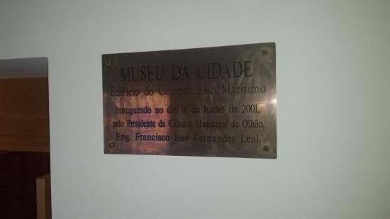 Museu Municipal de Olhao
