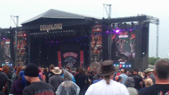 Download Rock Festival Five Finger Punch Main Stage