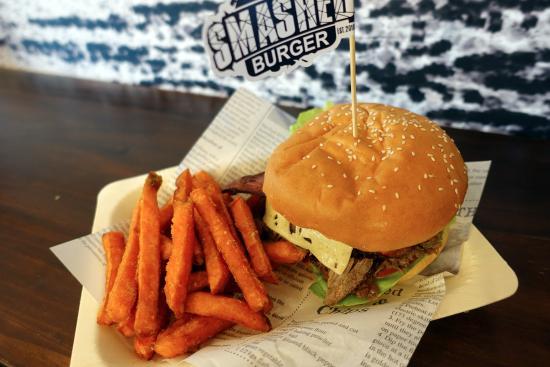 Slashed Burger