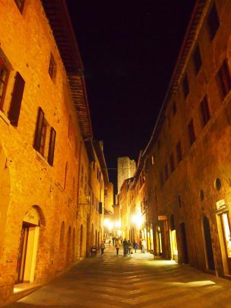 Castel San Gimignano, Italien: Antica Macelleria Trattoria