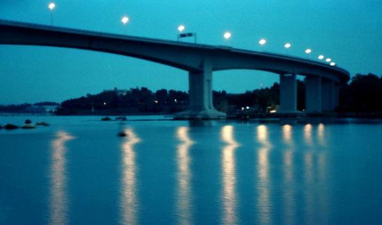 Ponte Punta Penna Pizzone