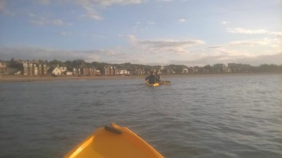 North Berwick Kayak Hire