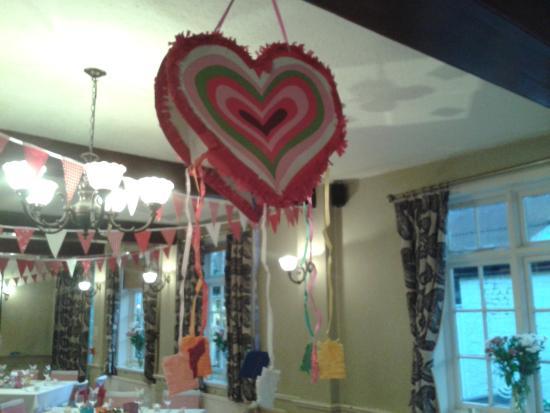 Wickham, UK: Romantic