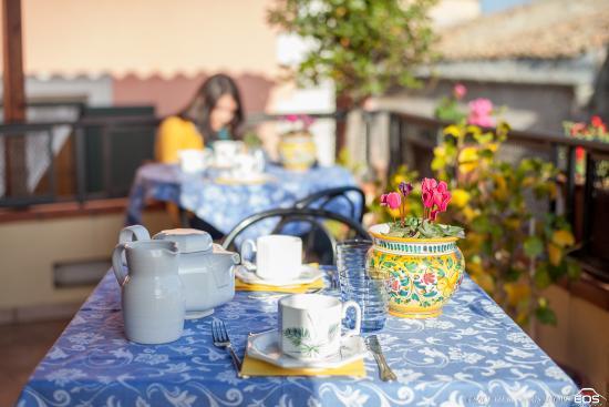 Tetti di Girgenti: colazione 2