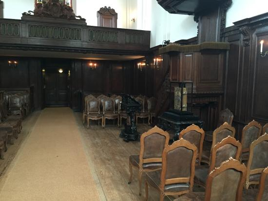 Kapel Paleis Het Loo.De Kapel Foto Van Paleis Het Loo Apeldoorn Tripadvisor