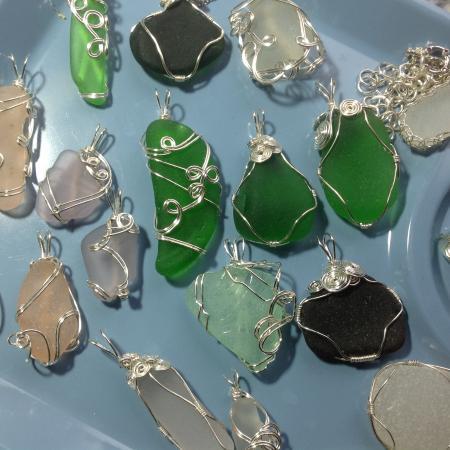 Seaglassing Workshops