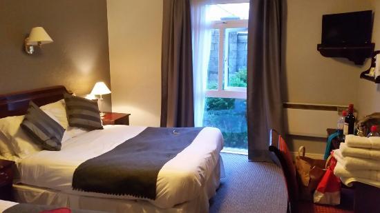 WONDERFUL quaint little hotel