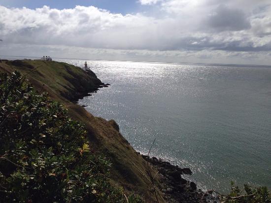 Howth, Irlandia: Verso la martello Tower