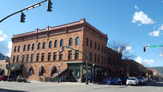 ‪Historic Downtown Durango‬