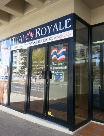Thai Royale Traditional Thai Massage Centre