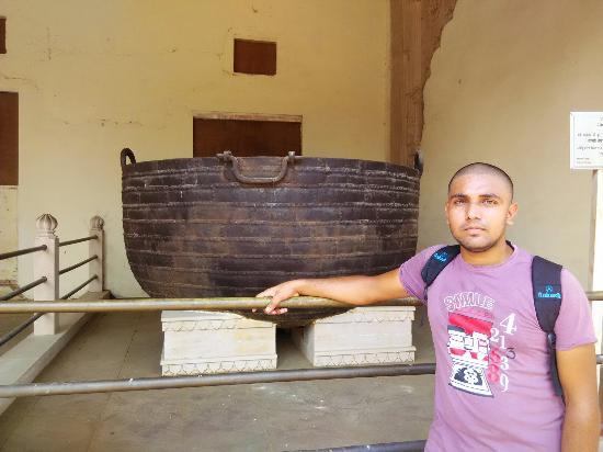 Inside the lohagarh fort