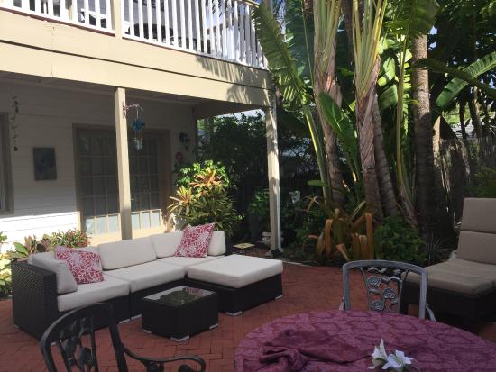 Sabal Palm House Bed and Breakfast Inn Photo