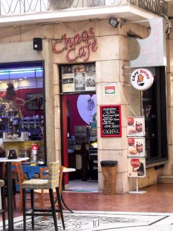 Chaos Cafe