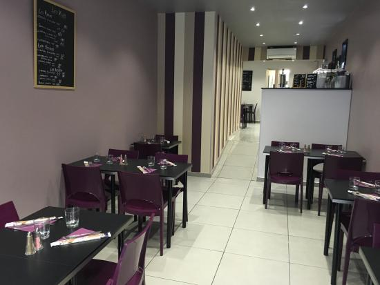Auriol, Francia: Le restaurant secret de pâtes