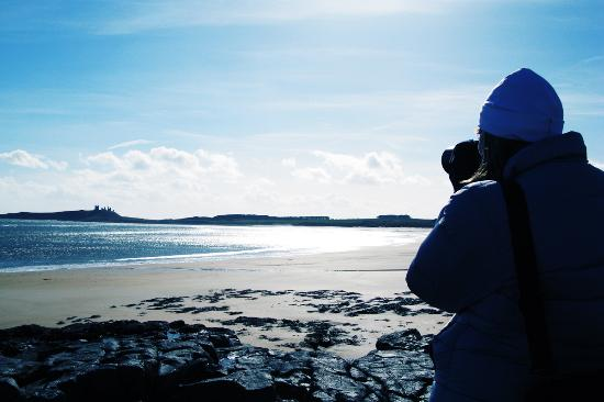 Northumberland Photo Training - Castle View