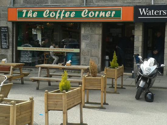 The Coffee Corner Aviemore