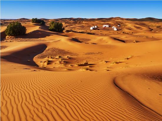 Morocco Luxury Desert Camp