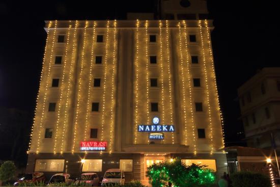 Window View - Picture of Hotel Naeeka, Ahmedabad - Tripadvisor