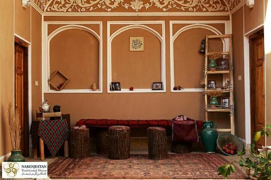 Narenjestan Traditional House