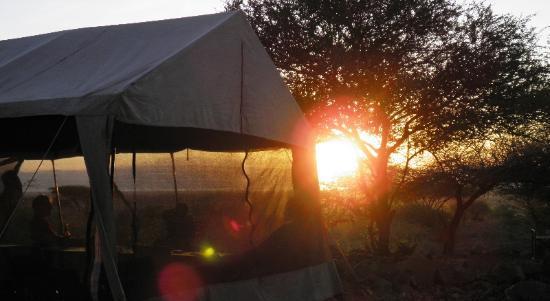 Lake Manyara National Park, Tanzania: priavte places to sit and ponder