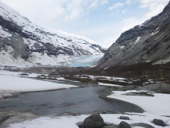 Gemeinde Sogndal, Norwegen: Marche d'approche