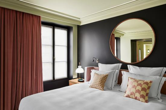 indulgence suite picture of le roch hotel spa paris tripadvisor. Black Bedroom Furniture Sets. Home Design Ideas