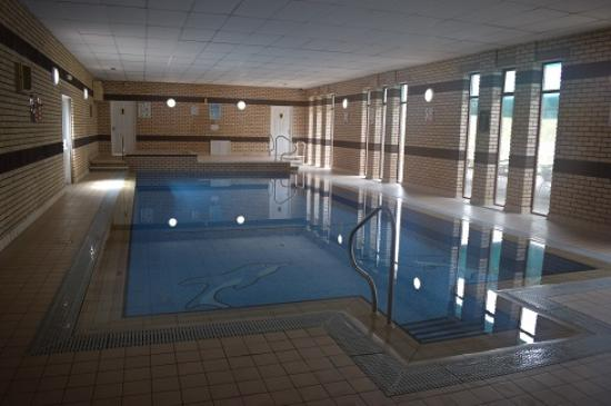 Charmouth, UK: Indoor pool