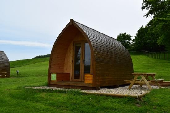 Charmouth, UK: Camping Pod