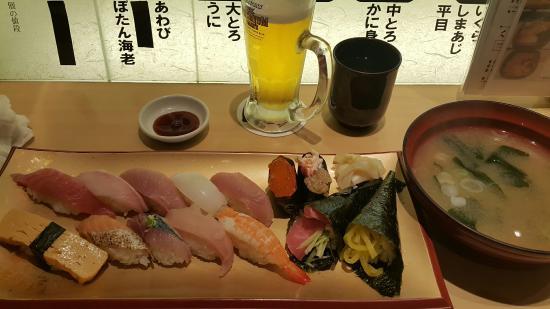 Sushi Mamire SHinjuku