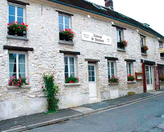 Logis Hotel Restaurant Auberge de Fontaine