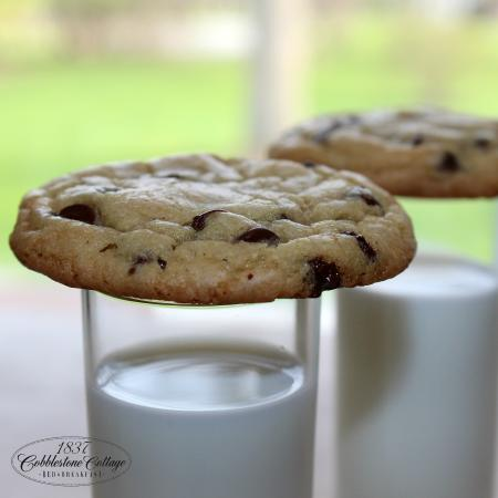 Canandaigua, NY: Chocolate Chip Cookie Shooters